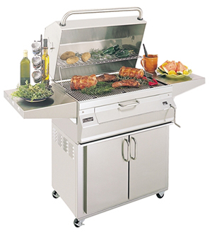 Firemagic cart grill